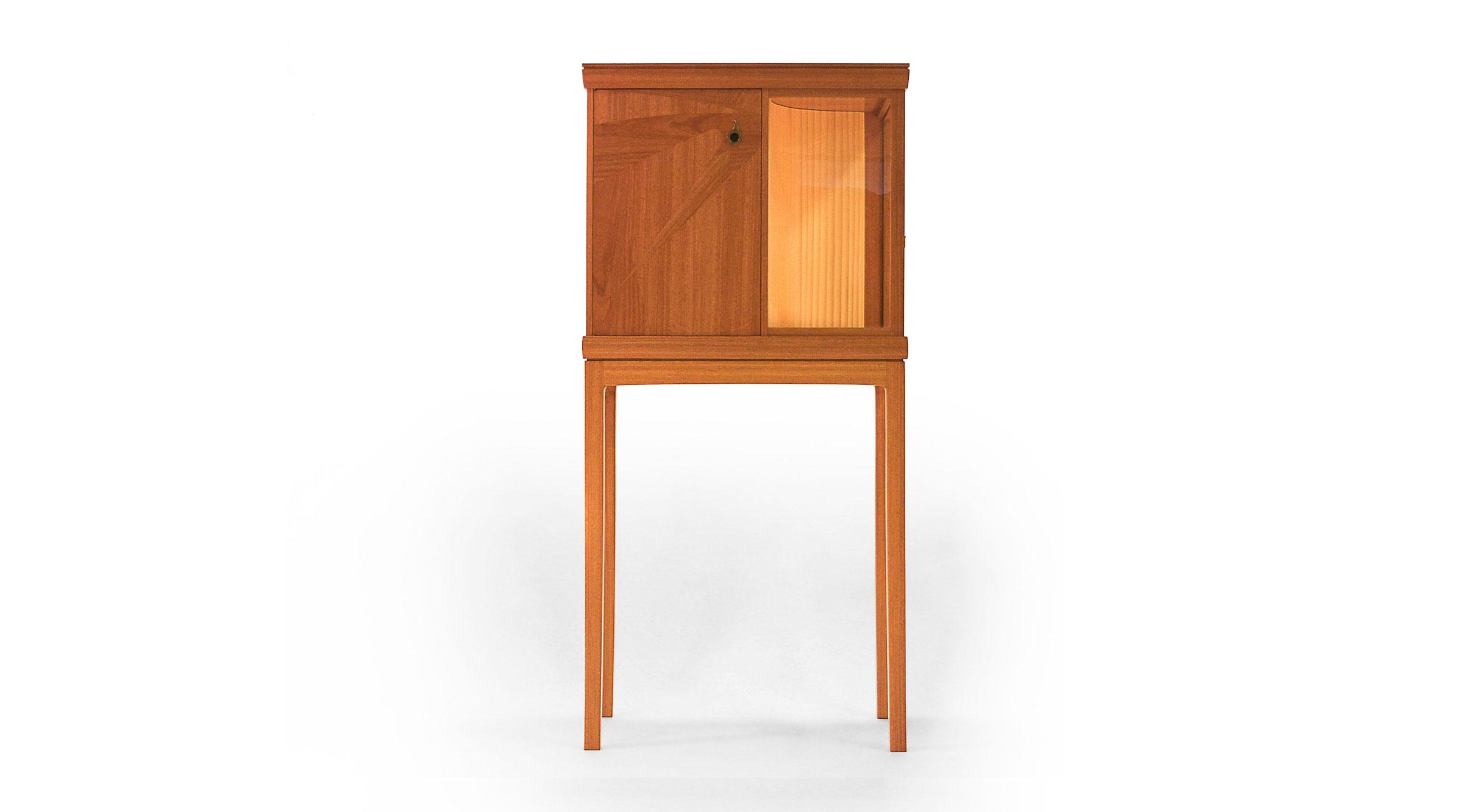Heron Cabinet - Jay T. Scott