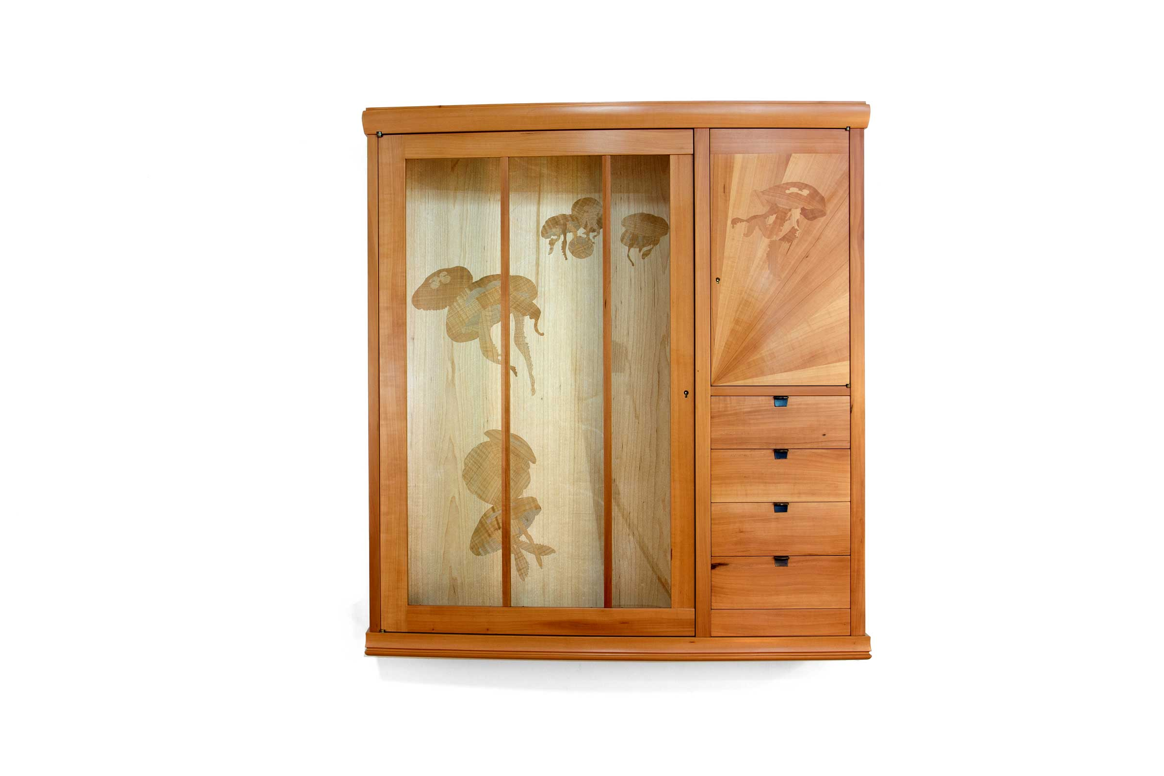 Jellyfish Cabinet - Jay T. Scott